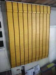 Plain Curtain Blinds