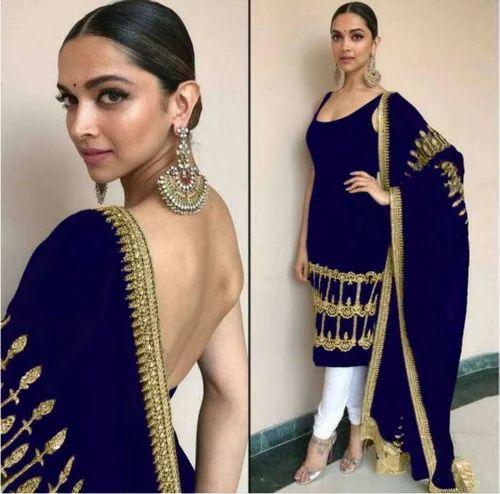 Multicolor BANGLORI Deepika Padukone Dress, Rs 600 /piece ...