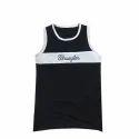 Cotton Sleeveless T Shirt