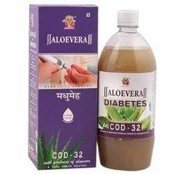 Axiom Ayurveda Jeevan Ras Aloevera COD -32 Diabetes