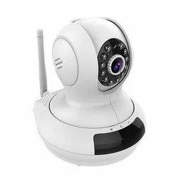 Day & Night Plastic Wireless CCTV Camera, CMOS, 20 to 25 m