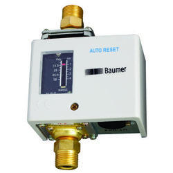Baumer Differential Pressure Switch UDPR