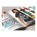 Textile Catalog Printing Service