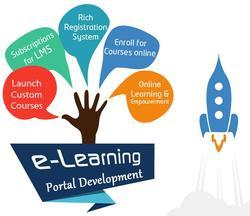 E-Learning Software Development Service