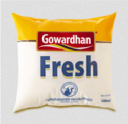 Gowardhan Fresh Milk