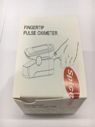 Spicejet Fingertip Pulse Oximeter