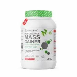 Mass Gainer Strawberry Milkshake 3 kg