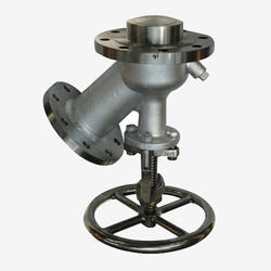 Pharmaceutical Industries Flush Bottom Valve