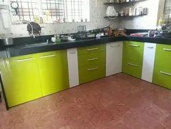 SS Designer Kitchen Trolley