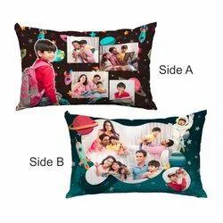 Rectangular Pillow Photo Printed Services