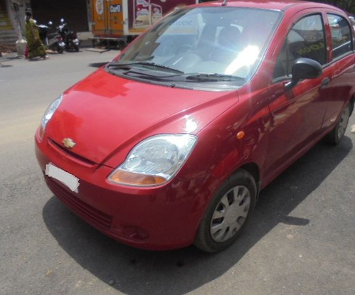 Red Chevrolet Spark 10 Ls Bs3 Petrol Used Car Rs 175000 Piece