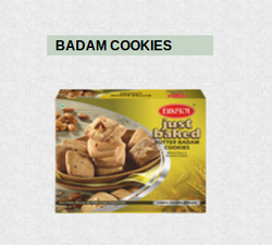 Bikaji badam cookies