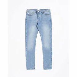Mens Blue Denim Jeans, Size: 28 - 36 inch