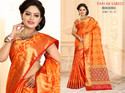 Bhoomi Raw Silk Sarees
