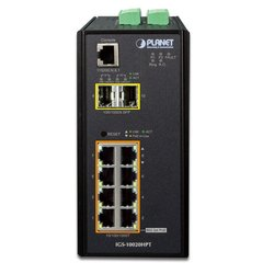 IGS-10020HPT Managed Switch with Wide Operating Temperature