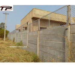 Readymade Precast Concrete Compound Wall