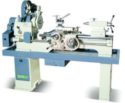 Light Duty Cone Pulley Lathe Machine