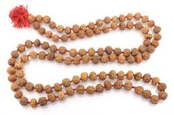 8 Mukhi Indonesian Mala 108 Beads Original