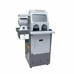 Gold Single Head Buff Polishing Machine