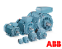 ABB Electric Induction Motor