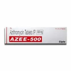 Azee Azithromycin 500 Tablets
