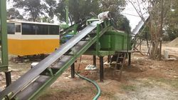 Mobile Wet Mix Plant
