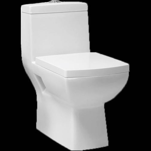 White One Piece Toilet Commode Rs 11245 Manjit Trading Co