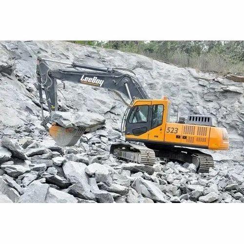 Leeboy 523 Motor Excavator