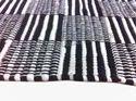 Rectangular Sge Hand Woven Rug