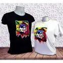 Sublimation Cotton T Shirt