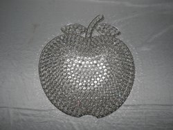 Metal Fruit Bowls