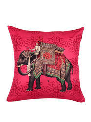 Red Cotton Cushions, Size: 5*4