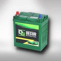 NS60 (55B24R) 45Ah Automotive Car Battery