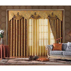 Jacquard Designer Window Curtains