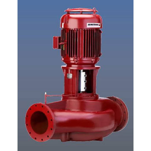 Armstrong Pumps - Close Coupled Vertical In-Line Pump