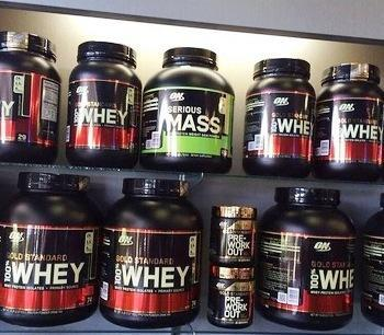 Quality And Original 100% Gold Standard Whey Protein/whey Pr
