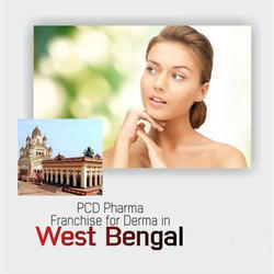 Derma Products Pharma Franchise For West Bengal