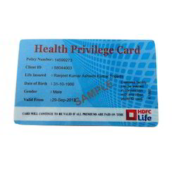 Health Privilege Cards