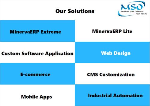 Minerva Soft - Service Provider from Chromepet, Chennai