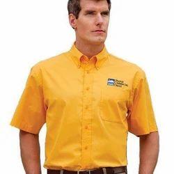 Round Neck Men Formal Shirts
