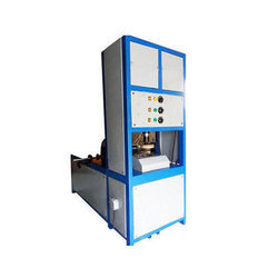 Single Die Green Pattal Making Machine