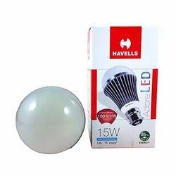 Havells Cool Daylight Angled Front LED Bulb, Base Type: B22