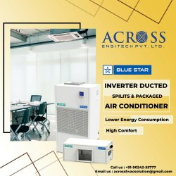 HVAC System For Factories / Industrial Air Conditioning