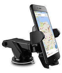 Dashboard Black Car Mount Holder