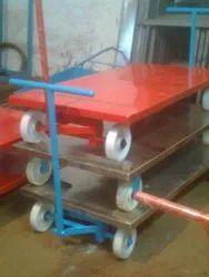 Scooper Tyre Platform Truck