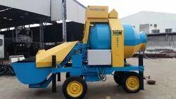 RM-800 Reversible Concrete Mixer