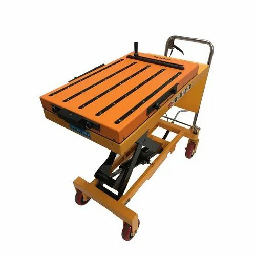 Quick Die Change Trolley