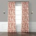 Printed Cotton Curtain, For Home, Size: 7-8 Feet (length)