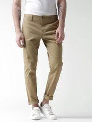 Comfort Beige Trouser For Men
