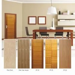 Wooden 100% PF - BWP Grade ISI Marked Flush Doors, Size/Dimension: 6 Feet To 8 Feet